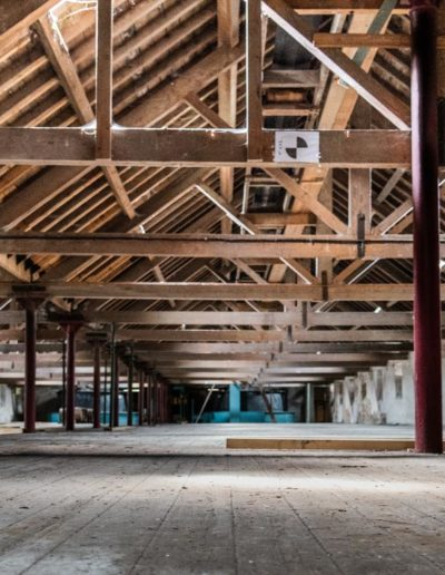 Coleburn Distillery Malt Barn